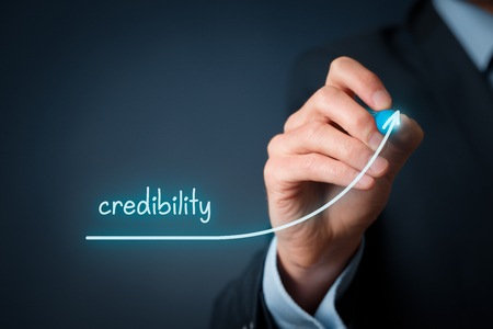 Image result for Credibility in businesses